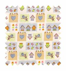 Patchwork Casitas (Ref. MC2600-117)