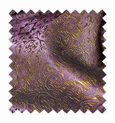 STARRY NIGHT JACQUARD LILA-ORO