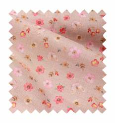 Popelin Patch Coor Rosa