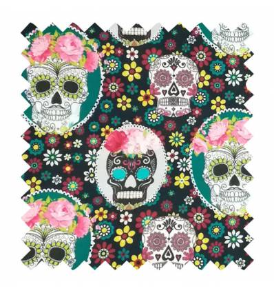 Patchwork Estampado T434