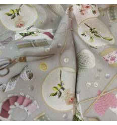 Patchwork Costura Let´s Craft Together by Poppy Gris